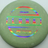 Paul McBeth Luna - rainbow - 170-172g - 171-6g - pretty-flat - neutral