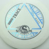 Trace - white - neutron - blue-fade - black - silver - 174g - 176-0g - somewhat-flat - somewhat-stiff