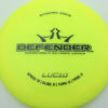 Defender - yellow - lucid - black - 304 - 169g - 169-8g - somewhat-domey - neutral