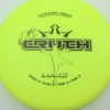 Emac Truth - yellow - lucid - black - 304 - 179g - 180-2g - somewhat-domey - neutral