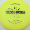 Emac Truth - yellow - lucid - black - 304 - 180g - 180-1g - somewhat-domey - neutral