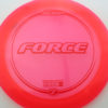 Force - pink - z-line - red - 304 - 173-175g - 174-1g - neutral - somewhat-stiff
