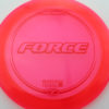 Force - pink - z-line - red - 304 - 173-175g - 174-6g - neutral - somewhat-stiff