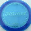 Force - blue - z-line - oil-slick-blue - 304 - 173-175g - 174-5g - neutral - somewhat-stiff
