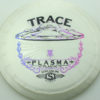 Trace - white - plasma - pink-purp-fade - black - silver - 168g - 170-2g - somewhat-flat - somewhat-stiff