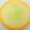 Ghost - orange - pinnacle - green-mini-dots-and-stars - 304 - 179g - 180-1g - somewhat-flat - pretty-stiff