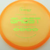 Ghost - orange - pinnacle - green-mini-dots-and-stars - 304 - 178g - 178-6g - somewhat-flat - pretty-stiff