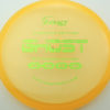 Ghost - orange - pinnacle - green-mini-dots-and-stars - 304 - 179g - 178-2g - somewhat-flat - pretty-stiff