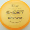 Ghost - orange - pinnacle - leopard - 304 - 179g - 179-0g - somewhat-flat - pretty-stiff