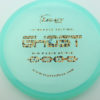 Ghost - aqua - pinnacle - leopard - 304 - 180g - 178-7g - somewhat-flat - pretty-stiff