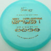 Ghost - aqua - pinnacle - leopard - 304 - 179g - 178-7g - pretty-flat - pretty-stiff