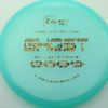 Ghost - aqua - pinnacle - leopard - 304 - 178g - 177-5g - somewhat-flat - pretty-stiff