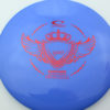 Latitude 64 Sapphire - blue - gold - red - 156g - 157-7g - somewhat-domey - neutral