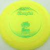 Boss - yellow - champion - green - 304 - 1194 - 169g - 170-1g - somewhat-flat - somewhat-stiff