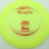 Boss - yellow - champion - red - 304 - 1194 - 171g - 171-6g - neutral - somewhat-stiff