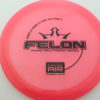 Felon - pink - lucid-air - black - 304 - 154g - 155-3g - pretty-flat - neutral