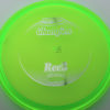 Roc3 - green - champion - silver - 304 - 180g - 180-9g - somewhat-flat - neutral