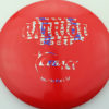 Patriot - red - icon - flag - 304 - 175g - 177-3g - somewhat-domey - neutral