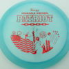 Patriot - blue - pinnacle - red-fracture - 304 - 175g - 177-3g - somewhat-flat - somewhat-stiff