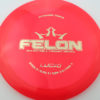 Felon - redpink - lucid - gold - 304 - 175g - 176-1g - somewhat-flat - neutral