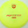 PD2 - yellow - c-line - red - 304 - 173-175g-2 - 175-9g - somewhat-domey - somewhat-stiff