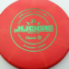 Judge - Burst - classic - green - 304 - 173g - 173-2g - pretty-flat - pretty-stiff