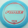 Force - blue - z-line - red-fracture - 304 - 173-175g - 176-0g - neutral - pretty-stiff