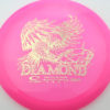 Diamond - pink - opto - gold - 158g - 159-3g - somewhat-domey - somewhat-gummy