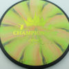 DGPT Relay - Cosmic Neutron - yellow-green-fade - 171g - 170-6g - somewhat-flat - neutral