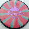DGPT Relay - Cosmic Neutron - pink-purp-fade - 173g - 172-2g - somewhat-flat - neutral