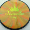 DGPT Relay - Cosmic Neutron - yellow-green-fade - 172g - 171-4g - somewhat-flat - neutral