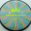 DGPT Relay - Cosmic Neutron - yellow-green-fade - 171g - 171-3g - somewhat-flat - somewhat-stiff