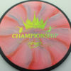 DGPT Relay - Cosmic Neutron - yellow-green-fade - 170g - 170-2g - somewhat-flat - neutral