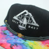 OTB Tie Dye Hat - Findlay - black - gray
