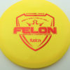 Felon - yellow - fuzion - red - 304 - 173g - 173-9g - somewhat-flat - neutral
