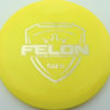 Felon - yellow - fuzion - gold - 304 - 173g - 173-5g - somewhat-flat - neutral