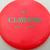 Claymore - redpink - opto - green - 175g - 176-2g - neutral - neutral