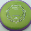 Insanity - green - purple - plasma - black - silver - 1194 - 173g - 176-1g - somewhat-flat - somewhat-stiff
