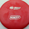 Boss - red - g-star - silver - 304 - 1194 - 175g - 176-9g - somewhat-domey - somewhat-gummy
