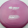Boss - purple - g-star - silver - 304 - 1194 - 175g - 177-6g - somewhat-domey - somewhat-gummy