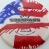 Trespass - tye-dye - lucid - black - 175g - 175-3g - somewhat-domey - neutral