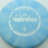 Emac Truth - swirly - prime - silver-fracture - 304 - 177g - 177-8g - puddle-top - somewhat-stiff