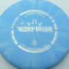 Emac Truth - swirly - prime - silver-fracture - 304 - 177g - 177-6g - puddle-top - somewhat-stiff