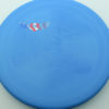Discmania Tactic - blue - exo-soft - flag - 173g - 173-7g - somewhat-puddle-top - somewhat-gummy