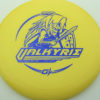 Valkyrie - yellow - g-star - blue-fracture - 304 - 149g - 149-6g - somewhat-flat - somewhat-gummy