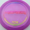 Raptor - purple - z-line - rainbow-fracture - 304 - 170-172g - 172-9g - somewhat-flat - somewhat-stiff
