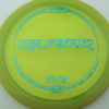 Raptor - yellowgreen - z-line - oil-slick-blue - 304 - 173-175g - 174-5g - pretty-flat - pretty-stiff