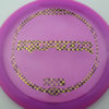 Raptor - pinkpurple - z-line - goldblack-checkers - 304 - 170-172g - 173-3g - somewhat-flat - pretty-stiff
