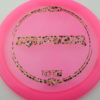 Raptor - pink - z-line - leopard - 304 - 170-172g - 172-7g - somewhat-flat - pretty-stiff