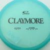 Claymore - blue - opto - black - 173g - 174-2g - neutral - neutral